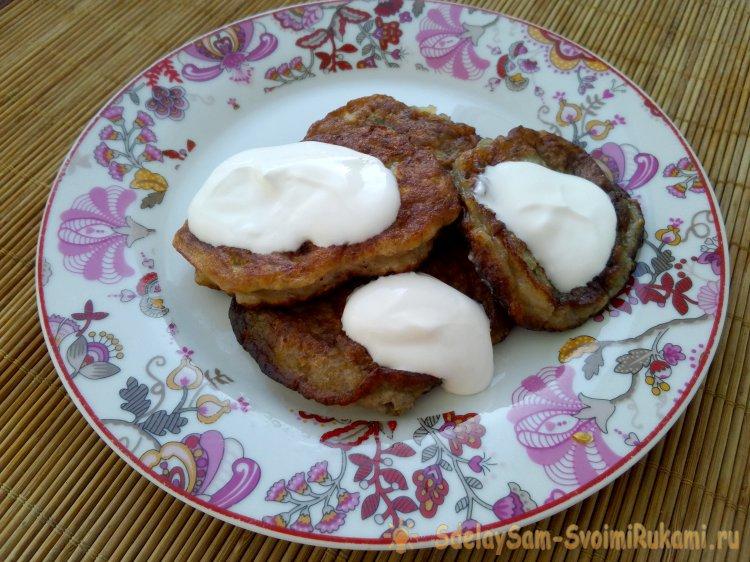 Банановые оладьи без муки: рецепт с фото, с яйцом и без