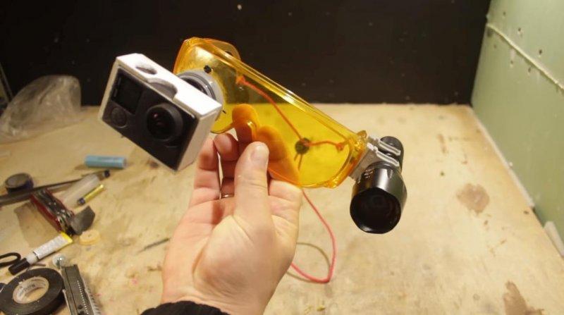 Прибор ночного видения из старого фотоаппарата своими руками