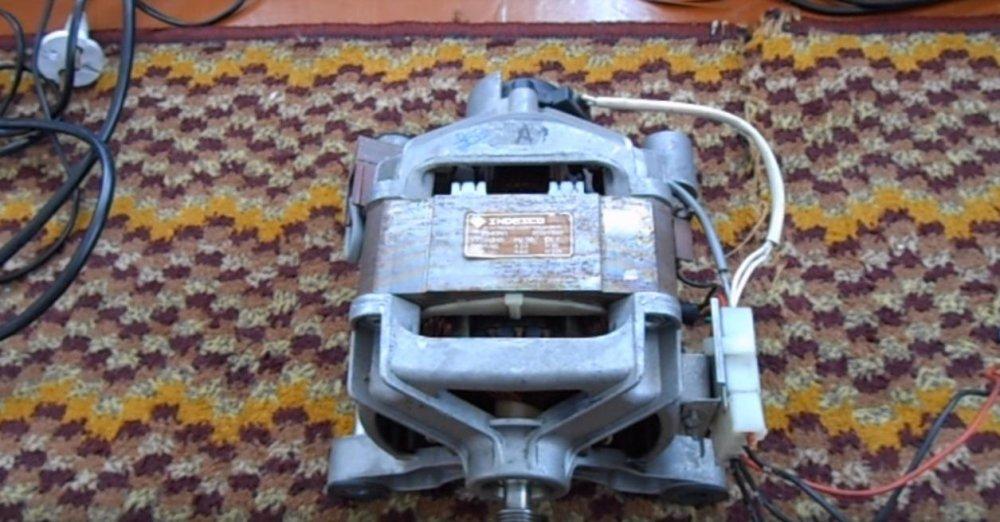 Как самостоятельно подключить двигатель стиральной машины