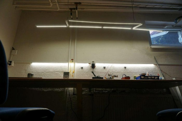 Комфортное освещение для работы и отдыха / Хабр