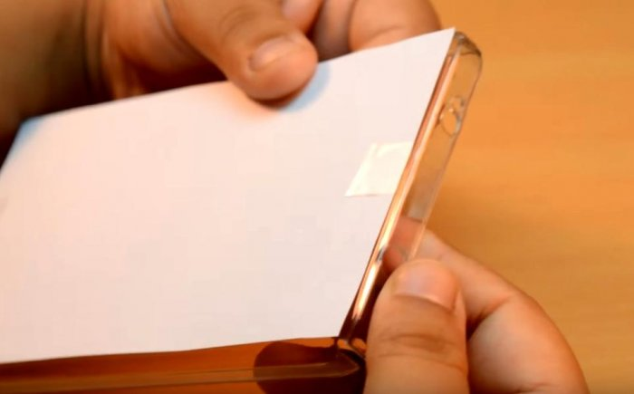 How easy it is to transfer the drawing to a mobile case