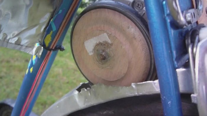 The Simplest Electric Bike Do It Yourself