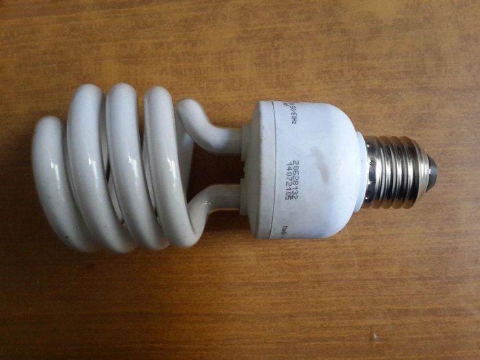 Homemade LED 3W lamp