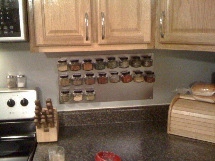 Spice Jars Magnetic – Купить Spice Jars Magnetic недорого из
