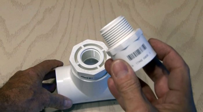 Air fan of plumbing fittings