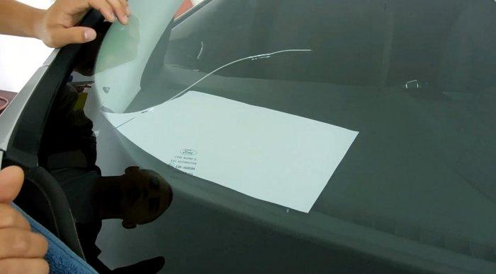 1523356842 21 - Убираем трещину на лобовом стекле
