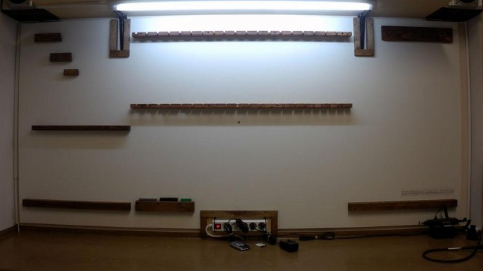 1523855915 27 - Делаем держатели для инструментов в гараже