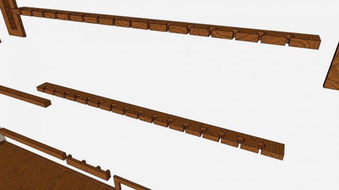 1523855962 3 - Делаем держатели для инструментов в гараже