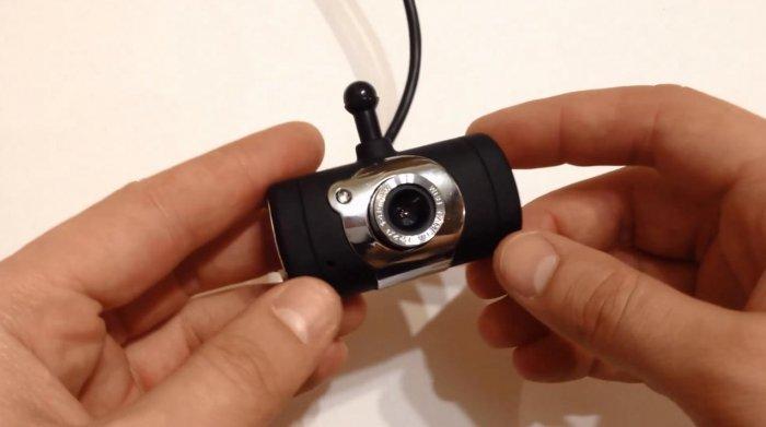How to make a digital microscope