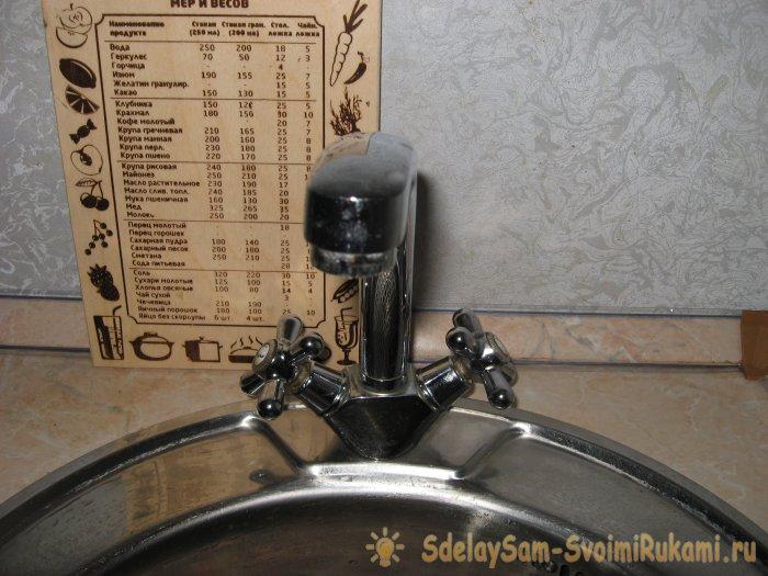 Ремонт и замена кран буксы в смесителе за 5 шагов