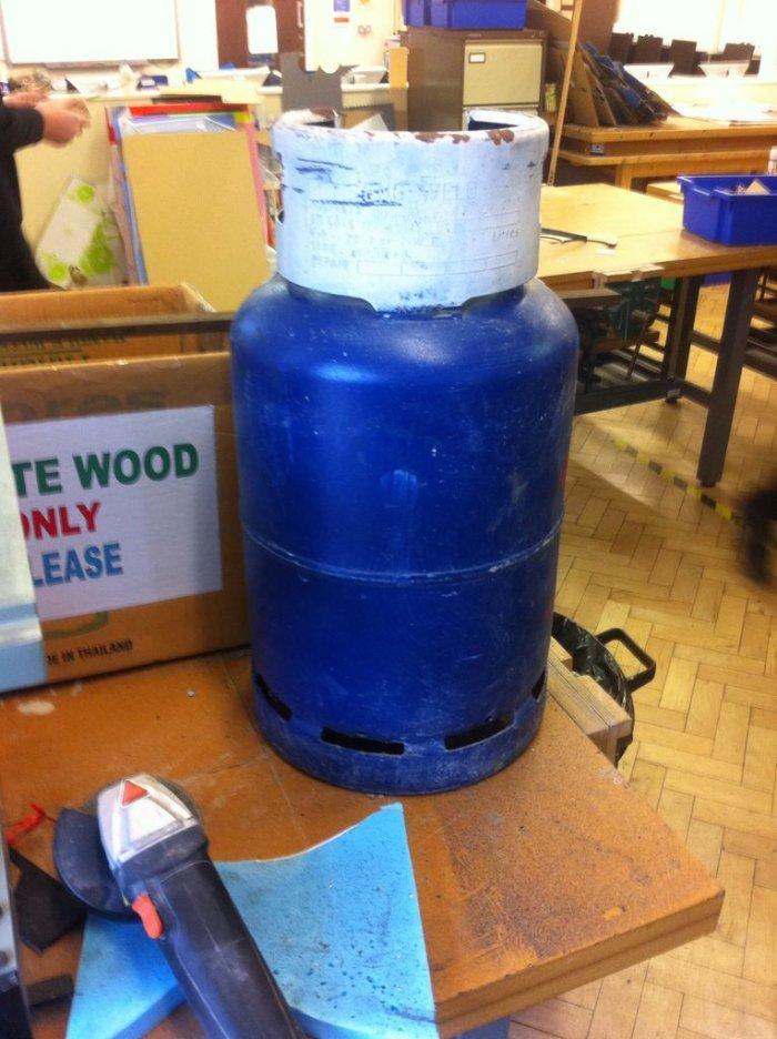 1524204380 2 - Компактная печь  из газового баллона