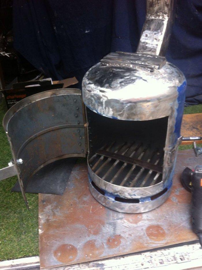 1524204428 7 - Компактная печь  из газового баллона