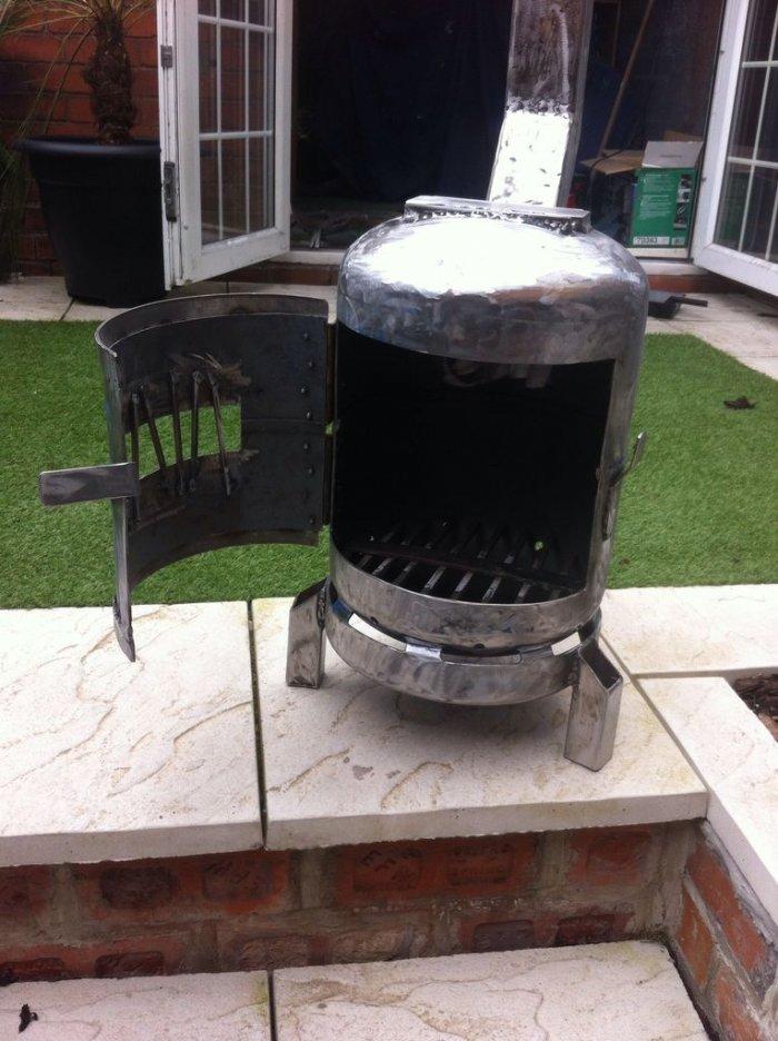 1524204436 8 - Компактная печь  из газового баллона