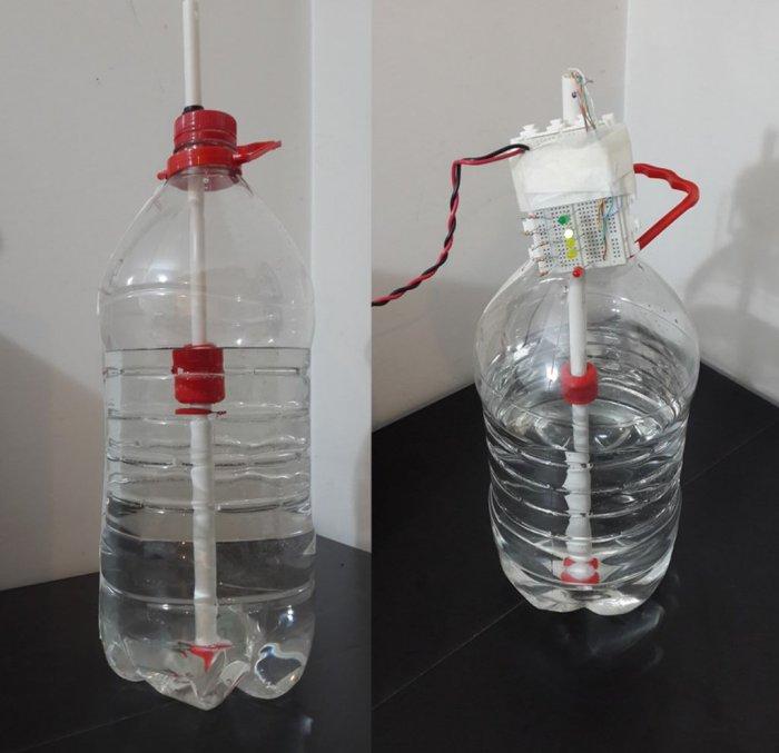 Вопрос:датчик Уровня Воды На Герконах - Песочница