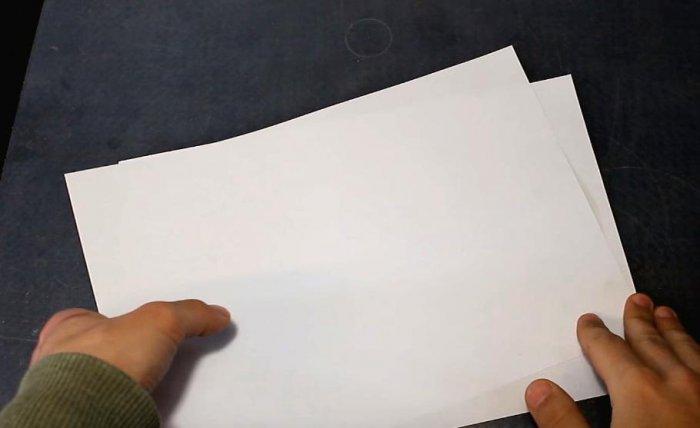 1524563978 1 - Режем обычной бумагой пластик, дерево, гипсокартон