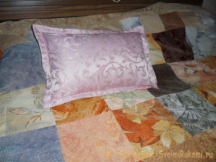 Как быстро и недорого обновить декоративные подушки