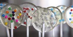 Delicious Homemade Lollipops