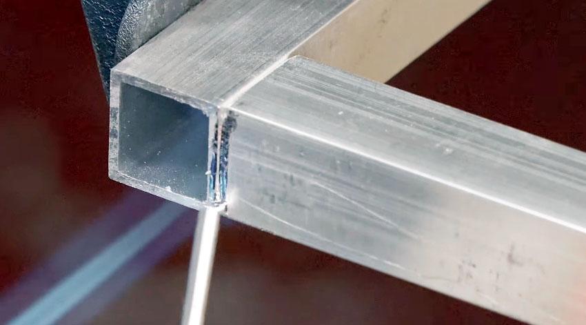Флюс для пайки алюминия