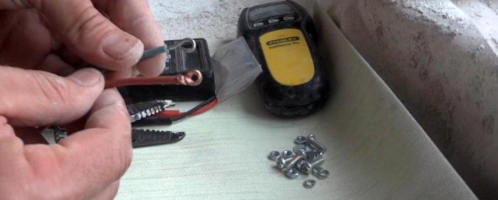 1525757479 2 - Как правильно соединить алюминиевый и медный провод
