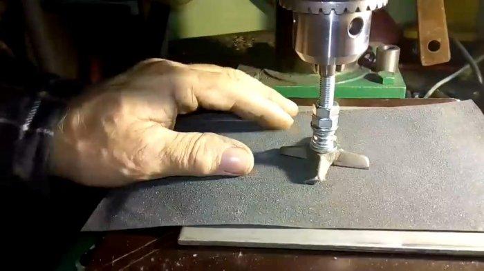 1526725029 20 - Точим ножи мясорубки, простым приспособлением