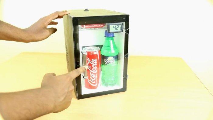 Work mini fridge 12 V