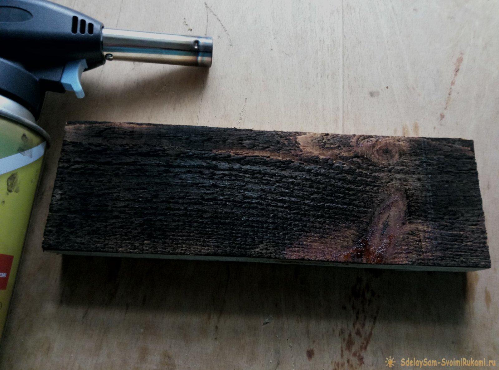 Технология обжига дерева (фото) 79