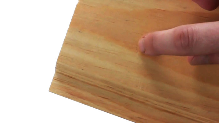How to remove dents on wood