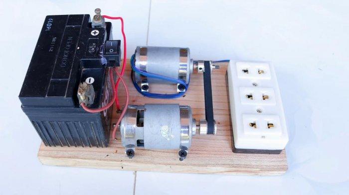 3 киловаттный инвертор с 12В в 220В
