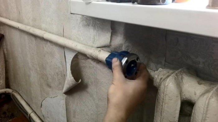 1530182309 9 - Простой способ нарезки резьбы на металлической трубе
