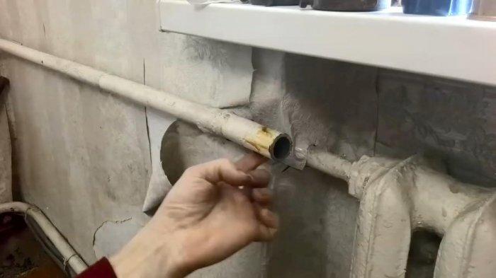 1530182328 7 - Простой способ нарезки резьбы на металлической трубе