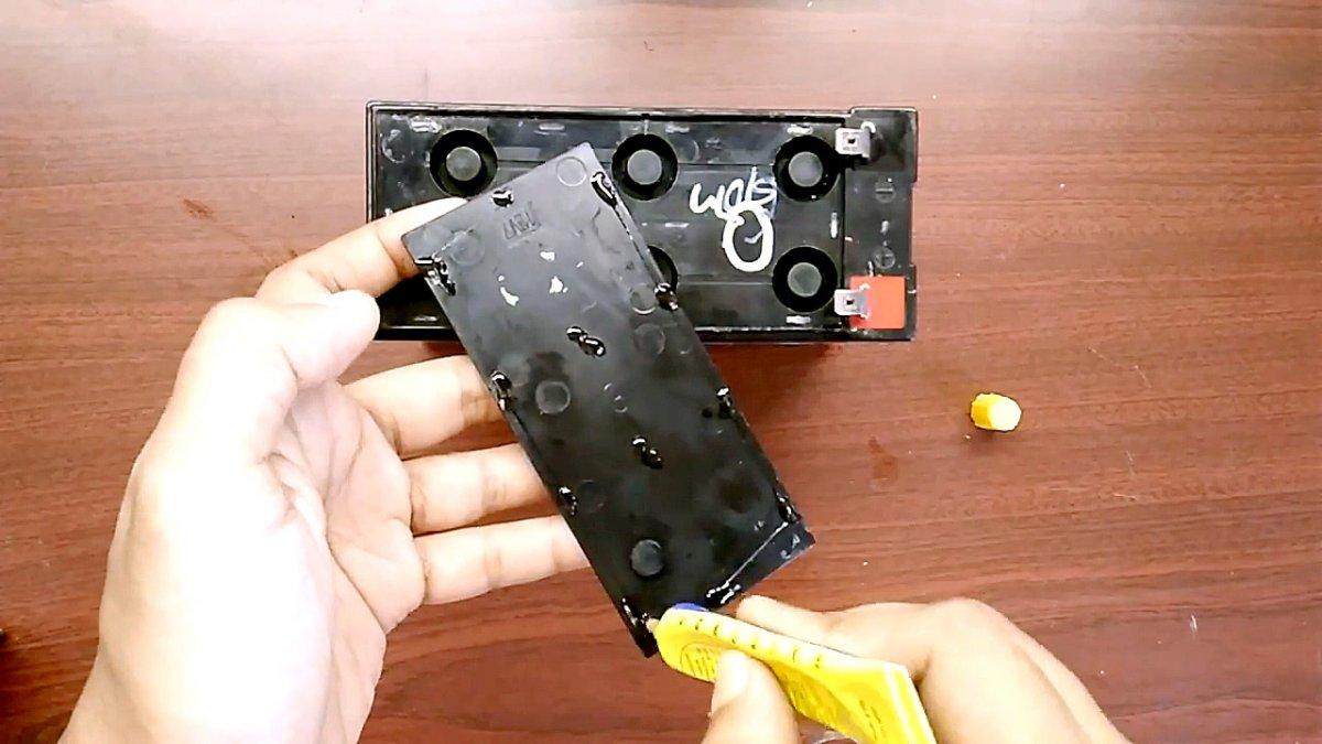 Как восстановить аккумулятор бесперебойника