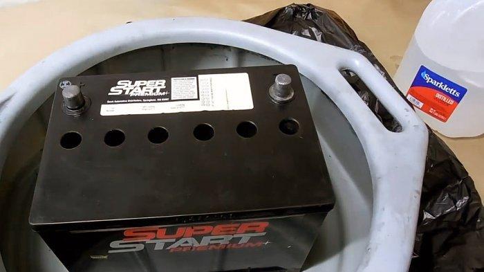 1530878727 8 - Восстанавливаем автомобильный аккумулятор пищевой содой