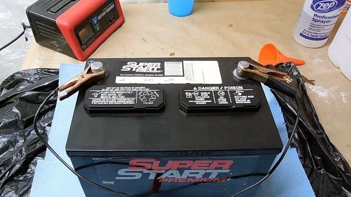1530878738 22 - Восстанавливаем автомобильный аккумулятор пищевой содой