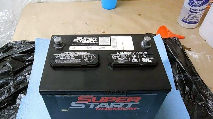 1530878762 20 - Восстанавливаем автомобильный аккумулятор пищевой содой