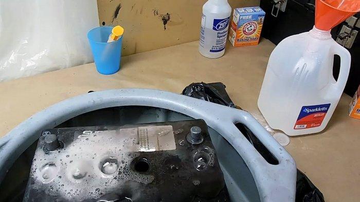 1530878787 12 - Восстанавливаем автомобильный аккумулятор пищевой содой