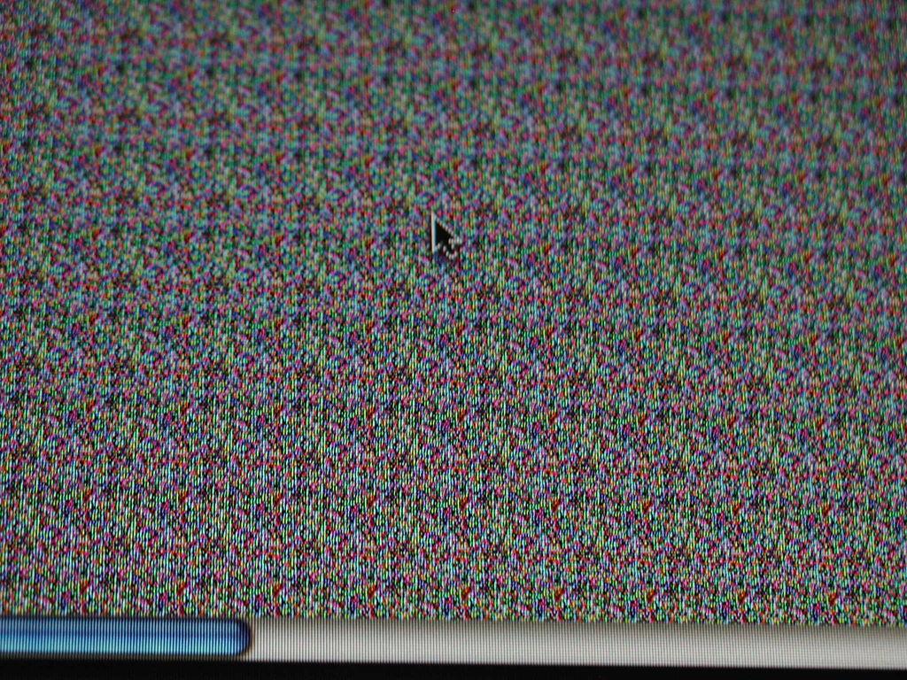 Лечение битых пикселей