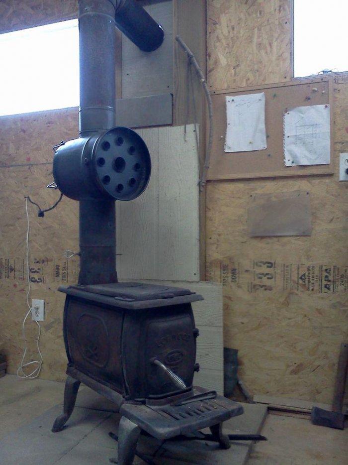 Теплообменник для печи