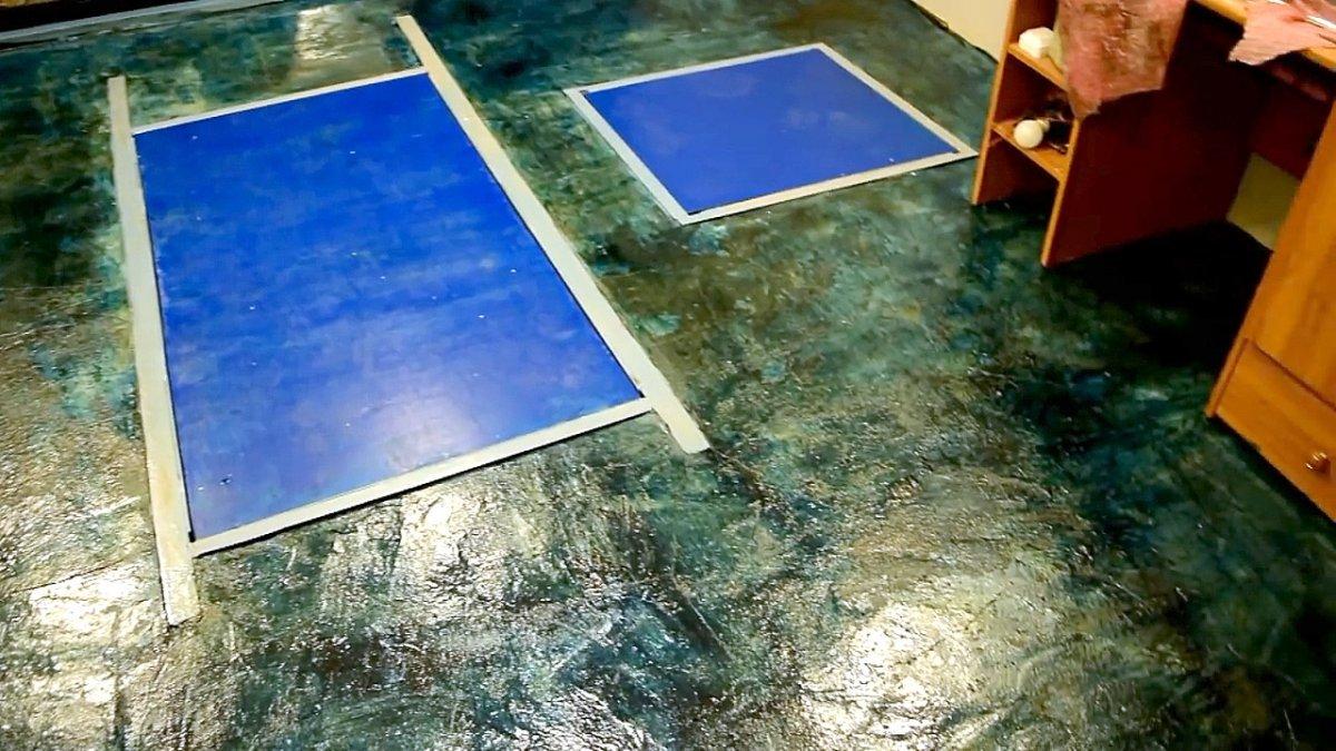 Покрыть бетон пенопластом процессы приготовления бетонной смеси