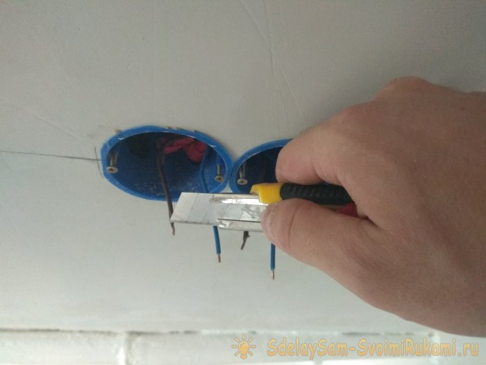 Do-it-yourself mounting sockets