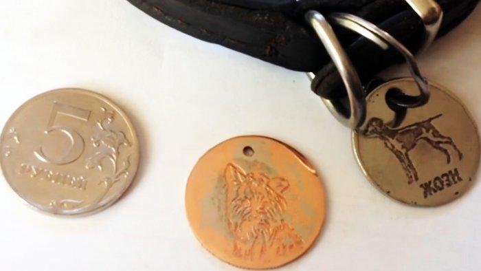 Перенос Рисунка На Монету Diy Transferring A Coin Image