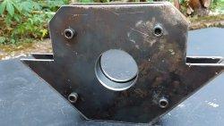 Magnetic corner for welding