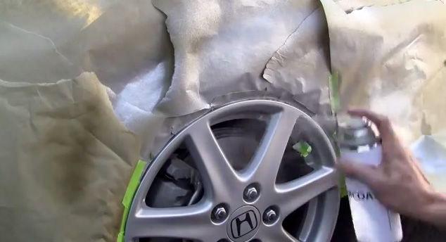 1538475688 8 - Простой способ удаления царапин на дисках Вашего автомобиля