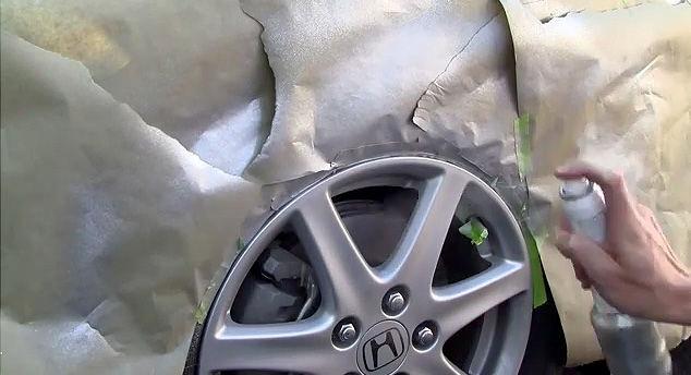 1538475728 7 - Простой способ удаления царапин на дисках Вашего автомобиля
