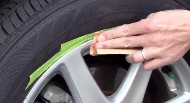 1538475748 3 - Простой способ удаления царапин на дисках Вашего автомобиля