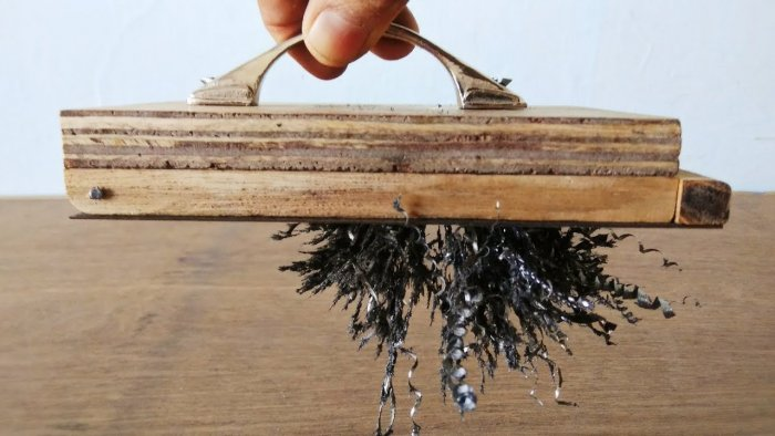 Щетка для мытья окон с двух сторон: как сделать своими руками