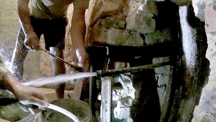 Как заменить кран без перекрытия воды