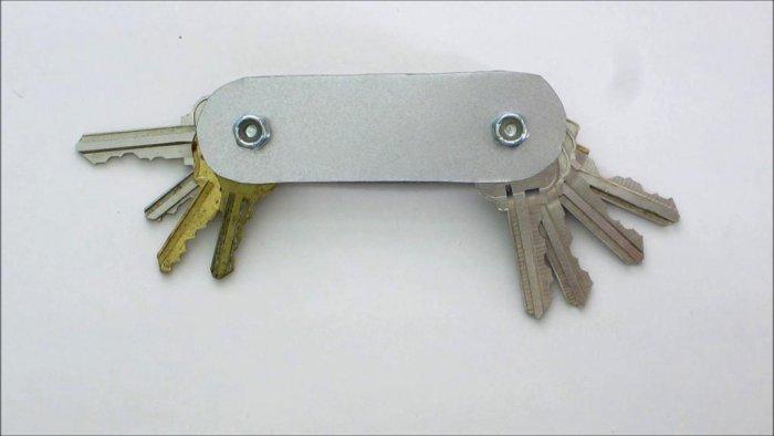 Удобная ключница своими руками