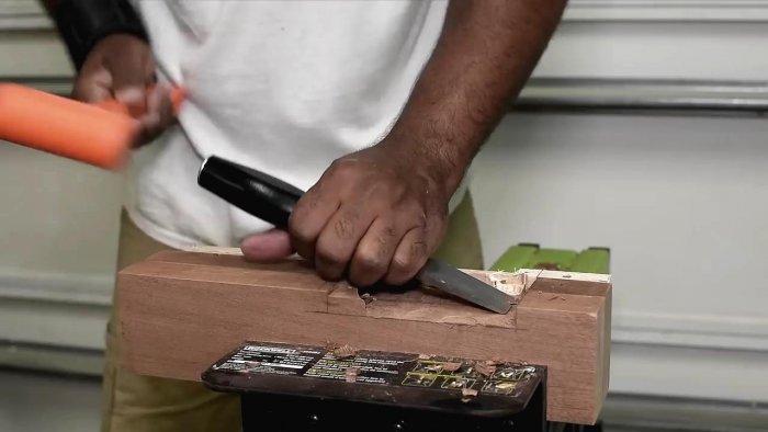 Недорогая направляющая для ручной циркулярной пилы своими руками