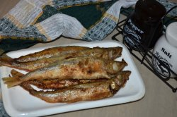 Как пожарить рыбу корюшку быстро и вкусно