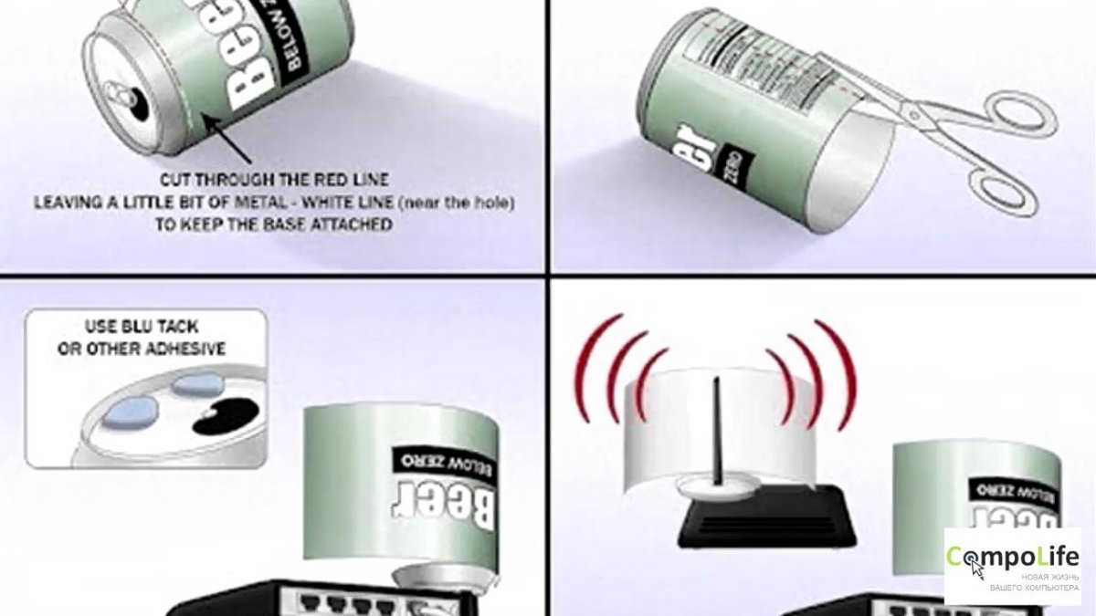 15 методов усиления Wi-Fi сигнала роутера